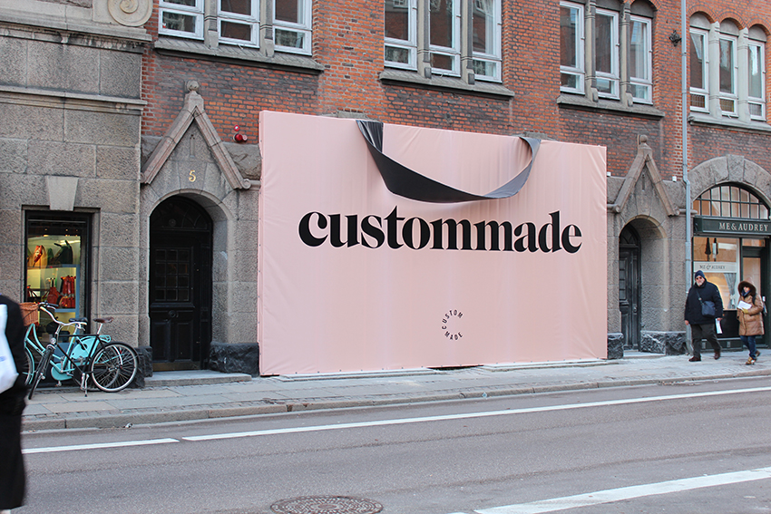Custommade - Banner